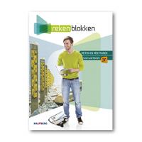 Rekenblokken leerwerkboek 3F Meten en Meetkunde