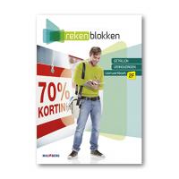 Rekenblokken leerwerkboek 2F Getallen en Verhoudingen