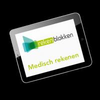 Rekenblokken licentie Medisch rekenen niveau 3, niveau 4 12 maanden